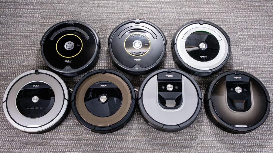 Irobot Roomba 891 - Comparatif.