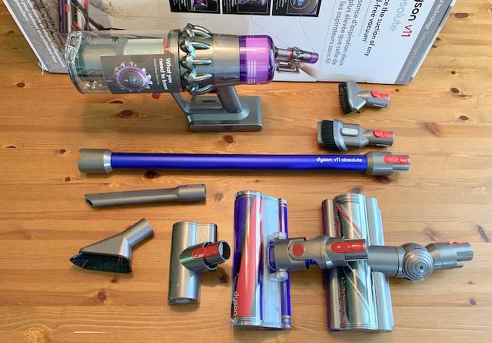 Dyson V11 Absolute - Test.