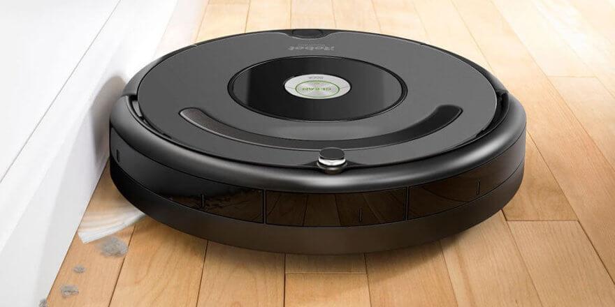 Irobot Roomba 676 -Test.