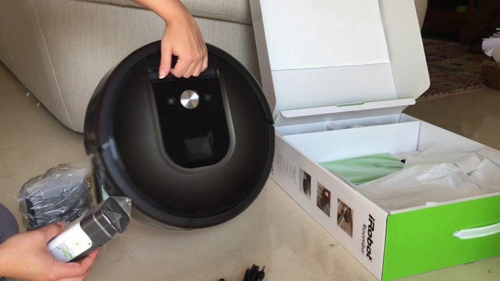 iRobot Roomba 980 - Avis