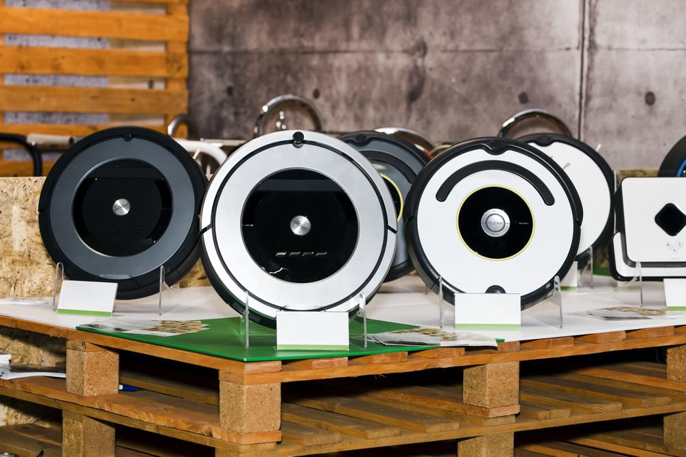 Roomba aspirateur robot