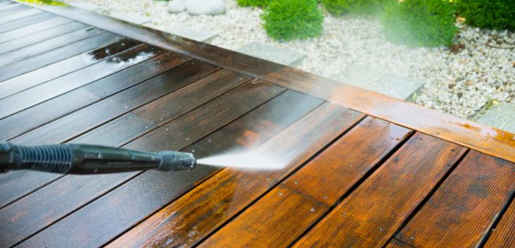 Karcher nettoyer terrasse