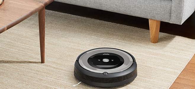 aspirateur robot spécial tapis