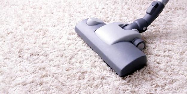Bien aspirer les tapis